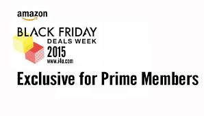 amazon prime black friday sales friday deals exclusively for amazon prime members