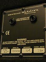 12 Inch Bass Cabinet Bass Amplifier Wikipedia