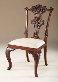 Chippendale Dining Room Furniture Dining Room Chairs Antique And Reproduction