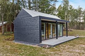tiny houses gallery scandinavian modern tiny house simon steffensen small