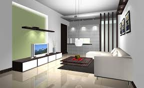 Living Room Attractive Modern Living Room Design Cozy White L Shaped