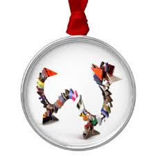 origami ornaments keepsake ornaments zazzle