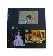 5x7 photo album refill pages inserts refills raika usa