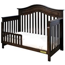 Crib Converts To Toddler Bed Afg Jordana Lia 3 In 1 Crib In Espresso Free Shipping 479 00