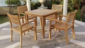 enjoy summer with wooden outdoor furniture my journey