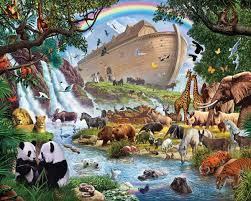 noah u0027s ark jigsaw puzzle puzzlewarehouse com