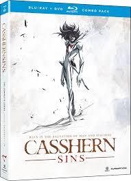 casshern sins amazon com casshern sins complete series dvd blu ray combo