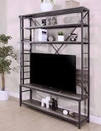 libreria tv libreria industrial chic porta tv prezzo offerta outlet