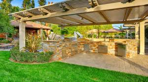outdoor kitchen roof ideas 80 outdoor kitchen and grill ideas 2017 small and big outdoor