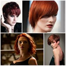 auburn hair color for short haircuts u2013 best hair color trends 2017
