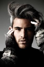 Gray Hair Mens Hairstyles by Silver Hair Color For Men The Hottest New Trend By Carmencitta