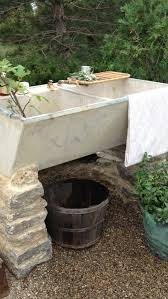 Outdoor Sink Ideas Best 20 Outdoor Sinks Ideas On Pinterest Outdoor Kitchens For