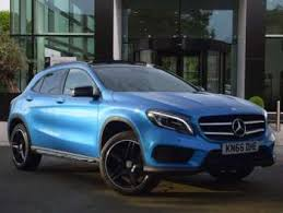 mercedes in manchester used mercedes gla class cars in manchester rac cars