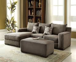 Chenille Sectional Sofa Gray Chenille Sectional Sofa