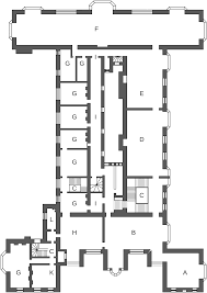 Interior House Drawing File First Floor Bramshill House Drawing Svg Wikimedia Commons