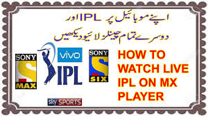 watch live ipl on mobile