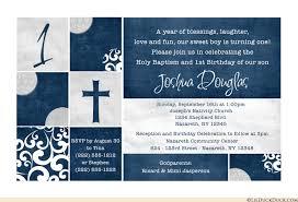 boy baptism 1st birthday cards crisp boyish blue gray traditional