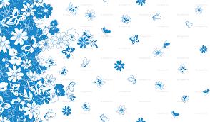 Wallpaper Border Designs Butterflydaisyborder Wallpaper Thornbirds Spoonflower