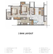 Ultimate Kitchen Floor Plans by Lodha Codename The Ultimate In Thane West Mumbai Project