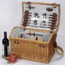 picnic basket for 4 wholesale promotional picnic baskets kits novelty promotional