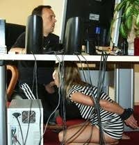 Under Desk Foot Slave Underdesk On Smutty Com