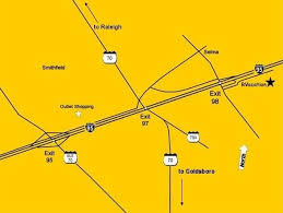 selma map rvacation rv park map and directions