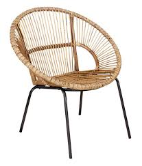 Rattan Accent Table Fordham Rattan Accent Chair Shopping For Home Decor Pinterest
