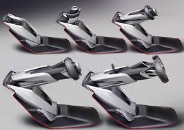 Custom Car Upholstery Near Me 2007 Mazda Ryuga Futuristic Dashboard Concept Car Futuristic
