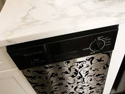 best 25 dishwasher cover ideas on pinterest faux tin ceiling