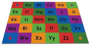 Alphabet Area Rug Alphabet Rug With Abc Rug Alphabet Rug Childrens Area Rug