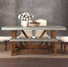 legends furniture end tables legends furniture bohemian cement top dining table wayside