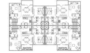 Multi Unit Floor Plans Inspiring 8 Unit Apartment Building Plans 16 Photo Building