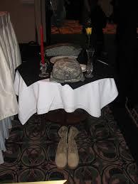 army fallen comrade table script the fallen comrade table a soldier s perspective