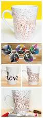 diy dotted sharpie mugs using dollar store mugs sharpies oil