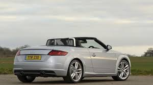 audi tt convertible audi tt roadster convertible review carbuyer