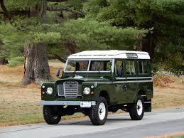tan land rover land rover classic cars for sale