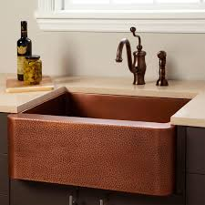 kitchen design ideas copper kitchen sinks professional home full size of l copper kitchen sinks deep farmhouse sink signature hardware vernon hammered taps how