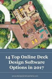 free patio design software tool 2017 online planner easy deck planning software best 25 free design ideas on pinterest