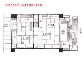 Traditional Japanese House Floor Plan 23 Best Japanese House Images On Pinterest Architecture