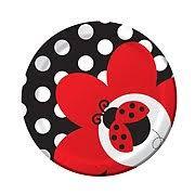 ladybug baby shower decorations ezpartyzone