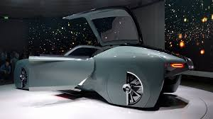 rolls royce concept rolls royce unveils its first driverless car