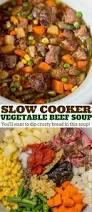 Ina Garten Beef Stew In Slow Cooker Slow Cooker Vegetable Beef Soup Dinner Then Dessert