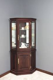 display cabinet with glass doors corner oak display cabinet with glass doors mastercomorga com