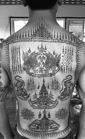 266 best sak yant sacred tattoos images on pinterest tattoo