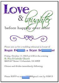 Rehearsal Dinner Invitations Rehearsal Dinner Invitations Weddingbee Photo Gallery