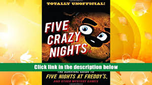 download five crazy nights the survival guide to five nights at