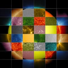 why nasa scientists observe the sun in different wavelengths nasa