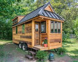 Tumbleweed Tiny Houses For Sale by A High End Custom Tiny House On Wheels Built By New Frontier Tiny