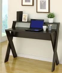 dark brown computer desk dark brown computer desk flexible wooden with pretty rack on