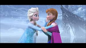 frozen anna saves elsa clip hd